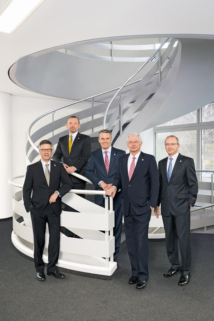 Gesamtvorstand, Bilfinger AG