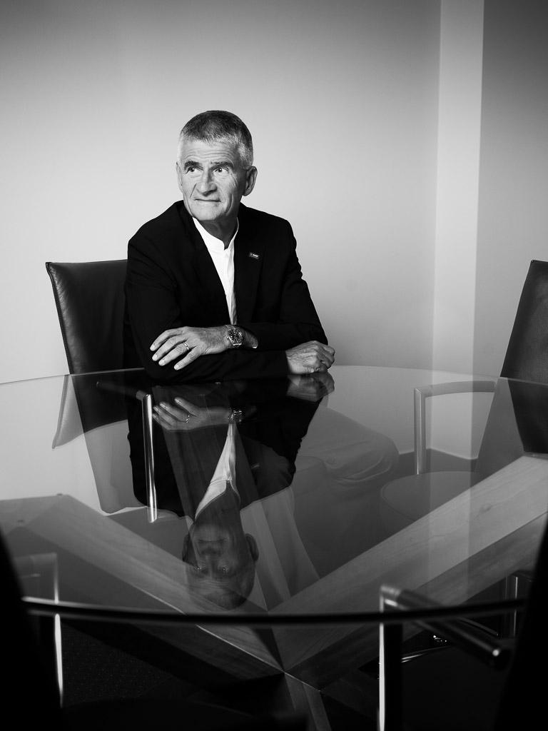 Jürgen Hambrecht, ehem. CEO, BASF SE