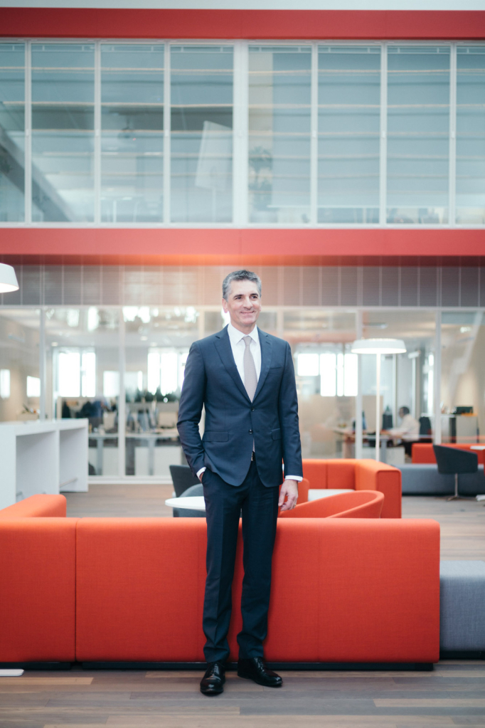 Klaus Deller, CEO, Knorrbremse