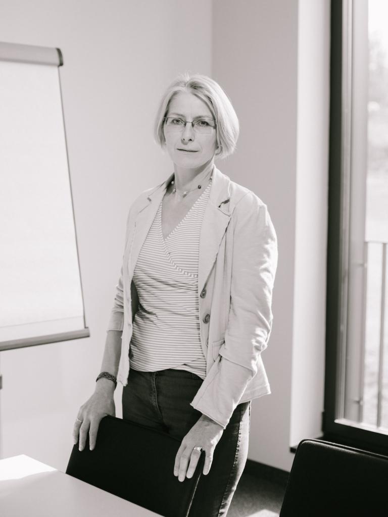 Annette Becker, Betriebsrätin, IG Metall