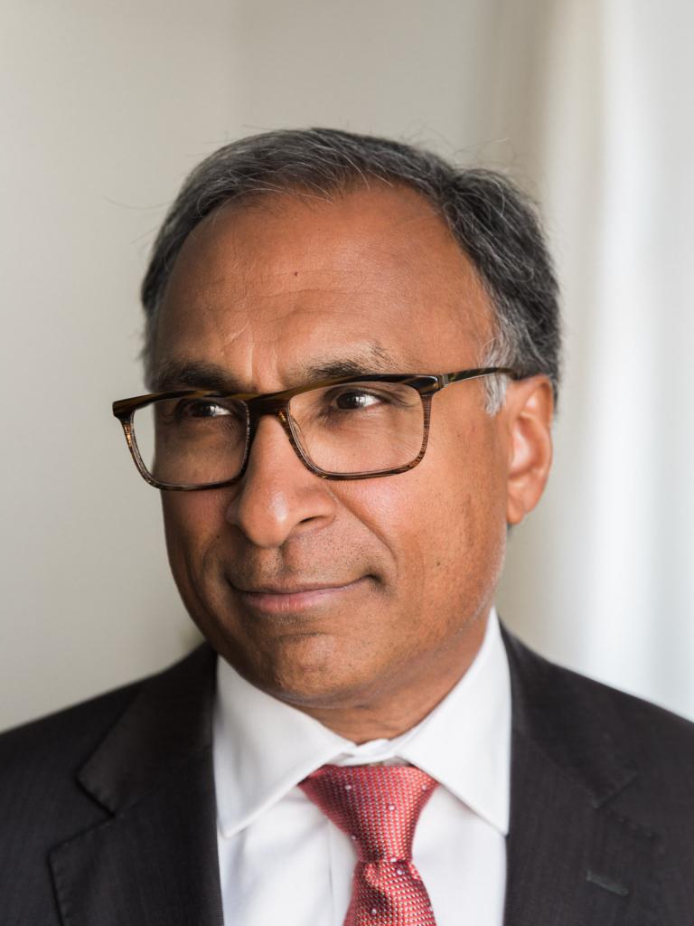 Niran Peiris, Vorstand, Allianz
