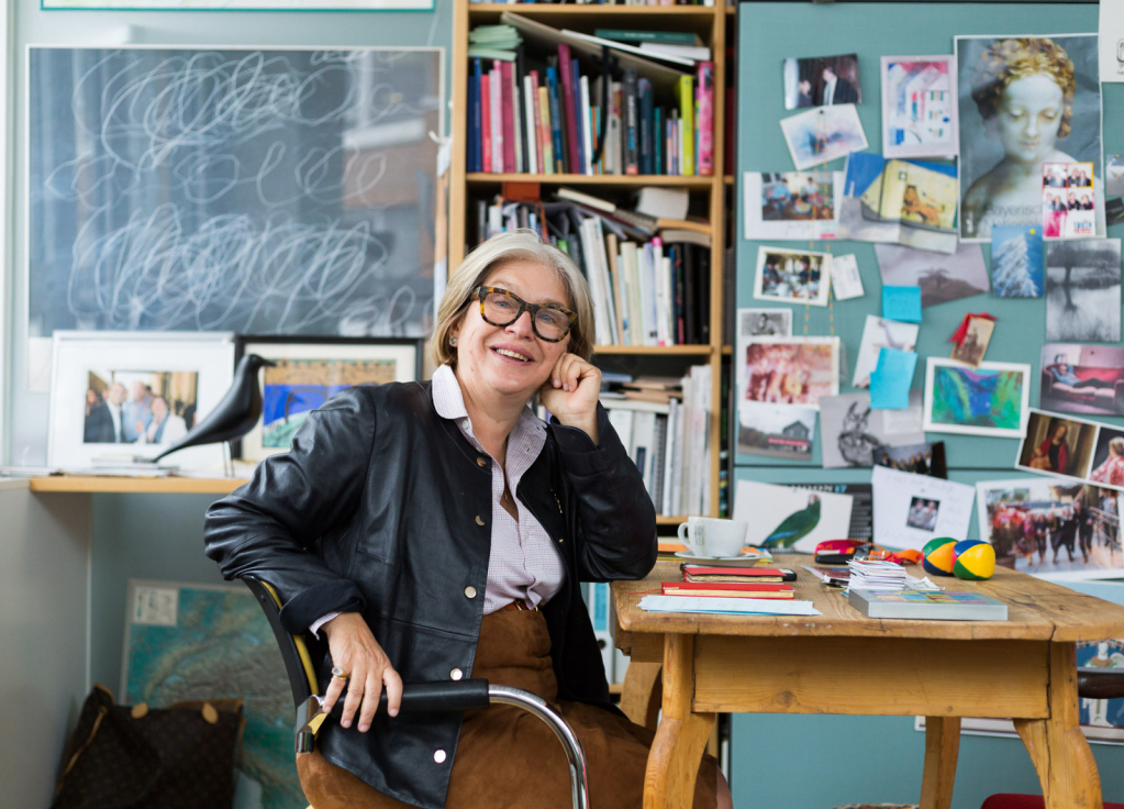 Stephanie Czerny, Gründerin des DLD