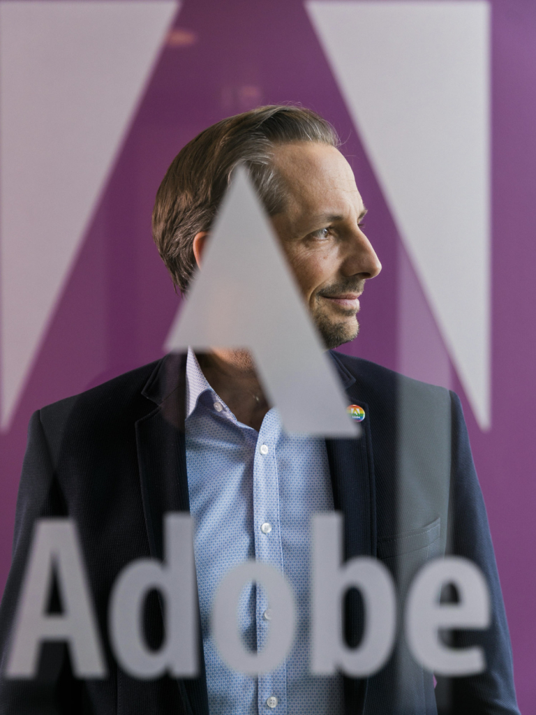 Christoph Kull, CEO DACH, ADOBE