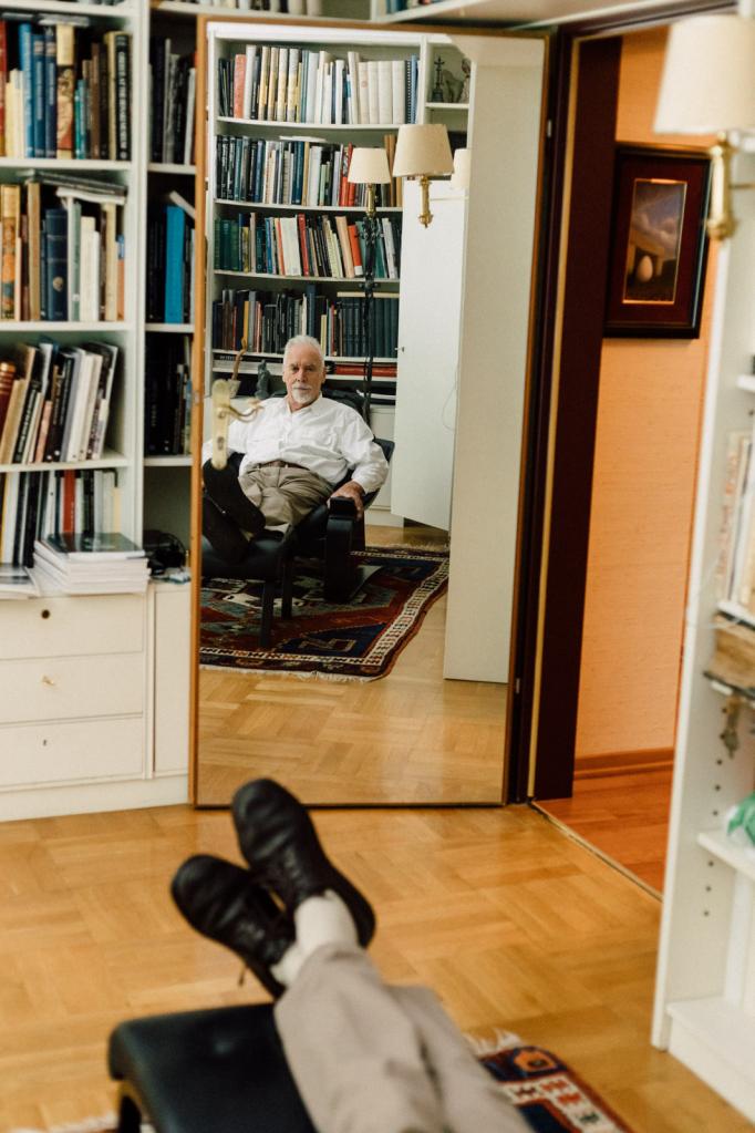 Christian Schmidt, Kunstsammler
