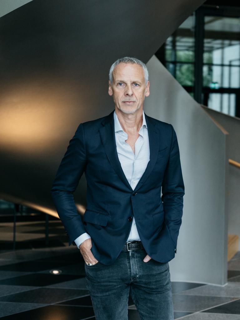 Fred Kogel, CEO, Leonine
