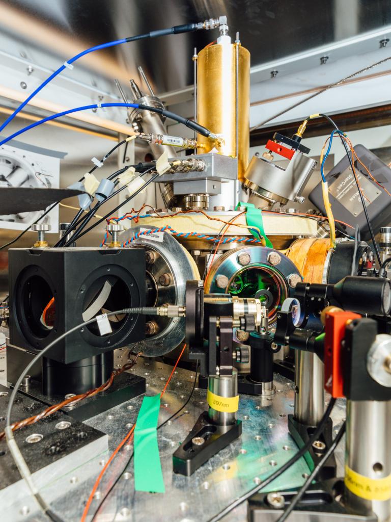 Quantenlabor Universität Innsbruck